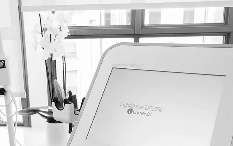 Macchinario laserterapia Lumenis