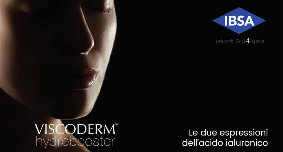 Viscoderm hydrobooster: trattamento con acido ialuronico a Bergamo